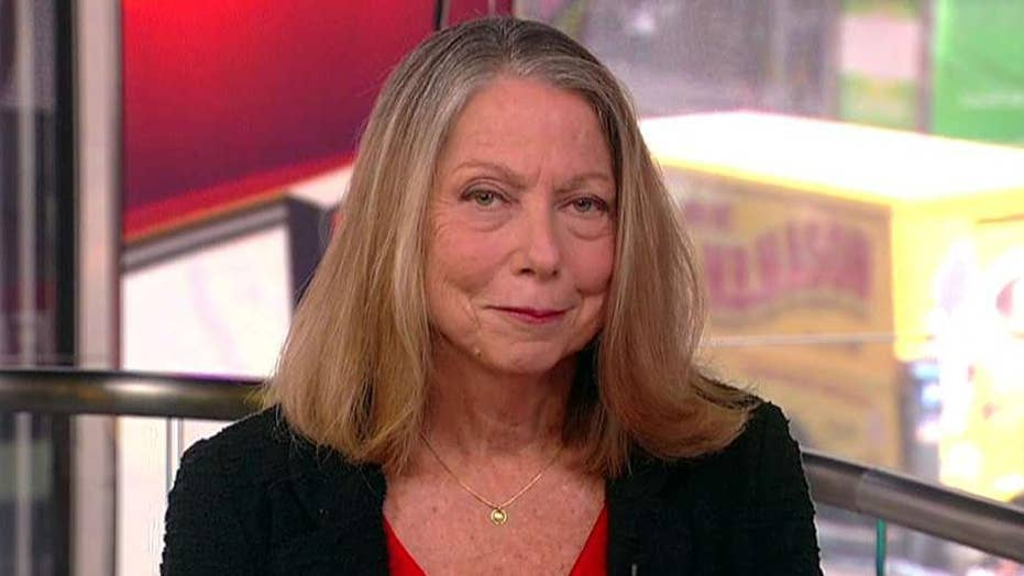Jill Abramson defends New York Times' handling of Kavanaugh report