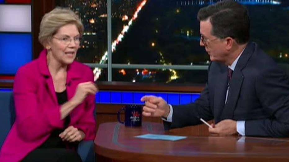 Elizabeth Warren dodges question on whether she will raise taxes on middle class to pay for 'Medicare-for-all'