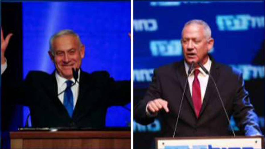 Israel, Netanyahu in limbo after inconclusive election