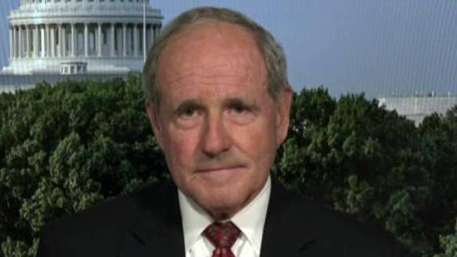 Sen. Risch: The Iranians should not weigh anything US has done as weakness