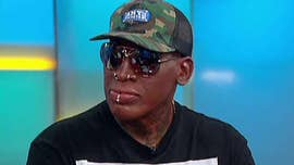 Dennis Rodman makes bold prediction about Kim Jong Un on 'Fox & Friends'