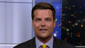Gaetz: We're seeing a true fissure in the Democratic Party