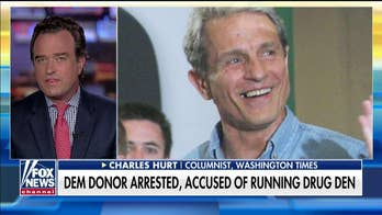Charlie Hurt reacts to media coverage of Ed Buck's arrest