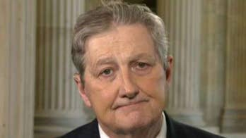 Sen. Kennedy: I believe love is the answer, but I own a handgun just in case