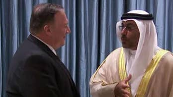 Pompeo: 'Abundantly clear' that Iran conducted attacks on Saudi oil infrastructure