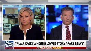 Daniel Hoffman reacts to firestorm over whistleblower complaint against Trump