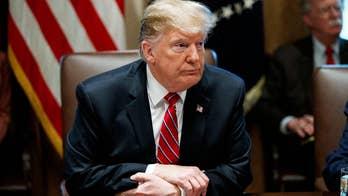 President Trump says US has plenty of options to respond to Saudi oil attack