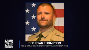 Blue Lives Lost: Remembering Ryan Thompson (1977 - 2019)