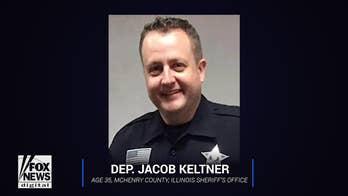 Blue Lives Lost: Remembering Jacob Keltner (1984 - 2019)