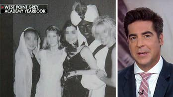 Jesse Watters blasts Canadian PM Trudeau, privilege not an excuse for blackface in 2001