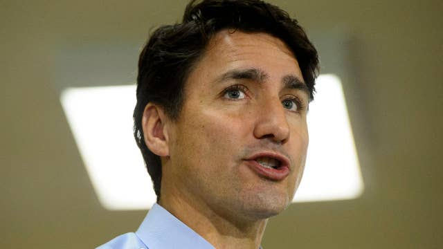 Photo surfaces of Canadian PM Trudeau wearing 'brown face'