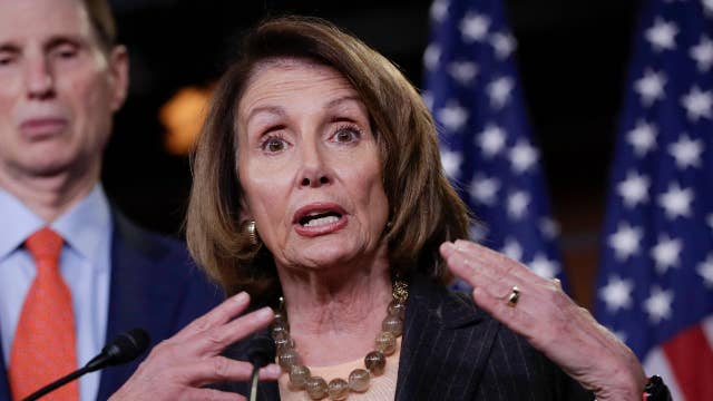 Speaker Pelosi holds her weekly press conference
