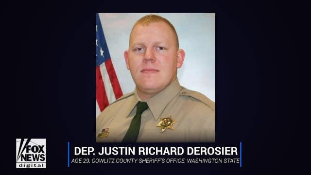 Blue Lives Lost: Remembering Justin DeRosier (1990 - 2019)