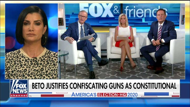 Dana Loesch pushes back on Beto citing Antonin Scalia to justify gun confiscation