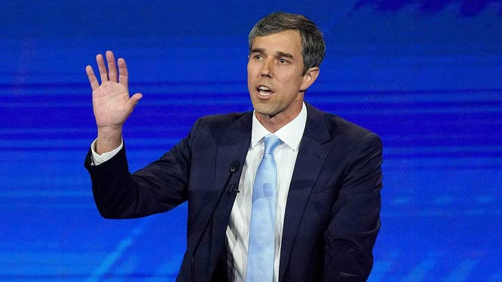 Beto O'Rourke doubles down on gun confiscation plan