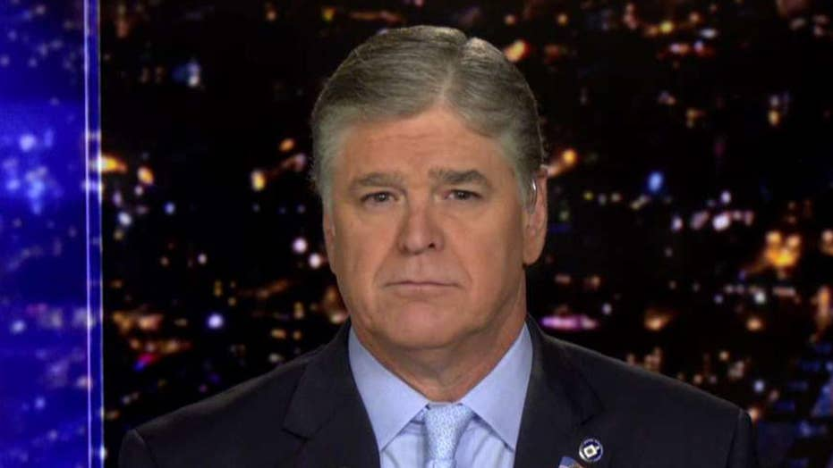 Hannity: Horowitz is just getting started