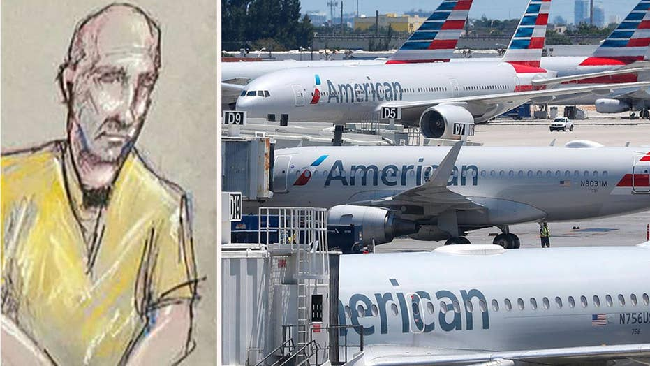 American Airlines mechanic accused of sabotaging packed plane, may have ties to ISIS