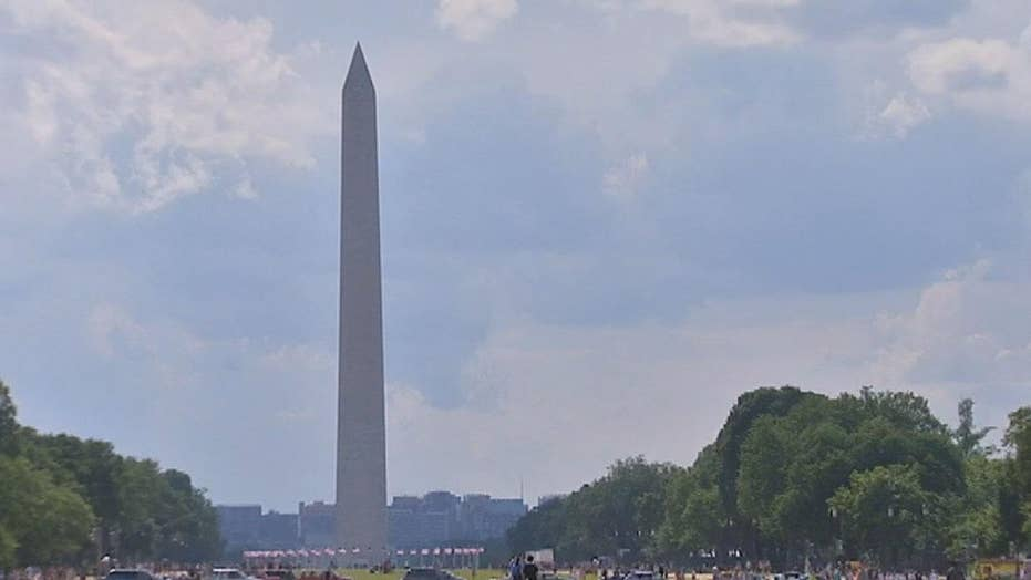 Washington Monument reopens after years of renovations