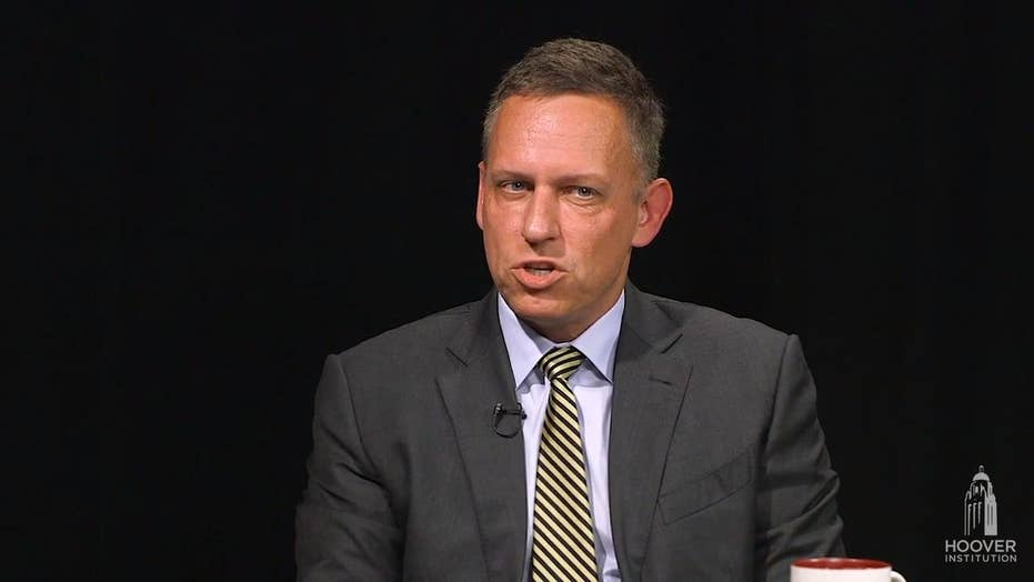 Tech visionary Peter Thiel warns against socialism, plans to endorse Trump in 2020