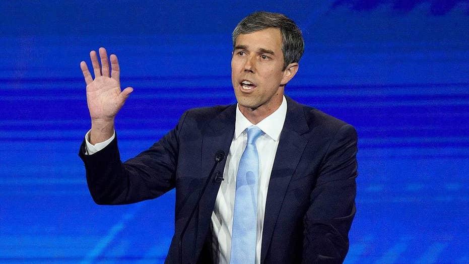 2020 presidential hopeful Beto O'Rourke doubles down on gun confiscation plan