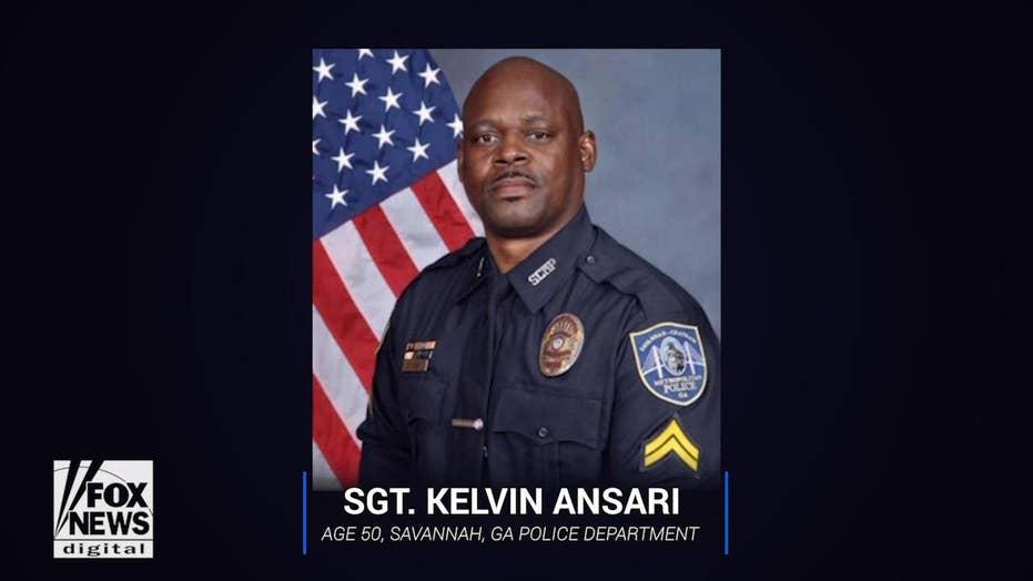 Blue Lives Lost: Remembering Kelvin Ansari (1969 - 2019)