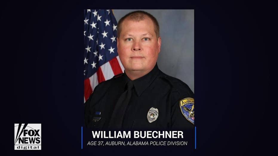 Blue Lives Lost: Remembering William Buechner (1982 - 2019)