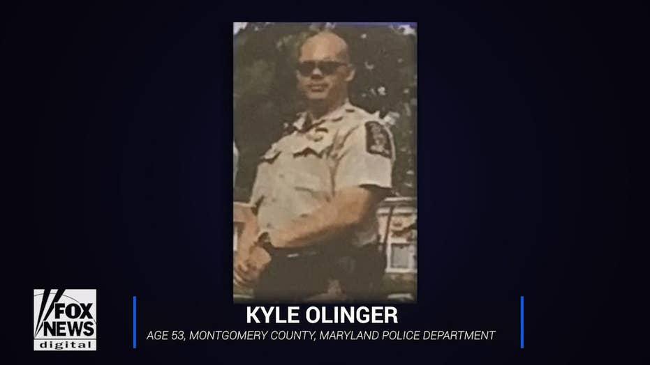 Blue Lives Lost: Remembering Kyle Olinger (1966 - 2019)