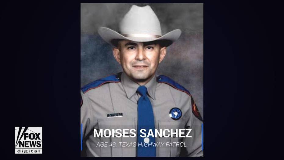 Blue Lives Lost: Remembering Moises Sanchez (1970 - 2019)