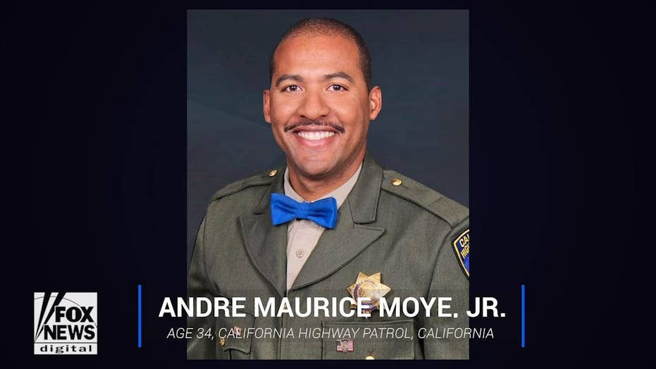 Blue Lives Lost: Remembering Andre Moye, Jr. (1985 - 2019)