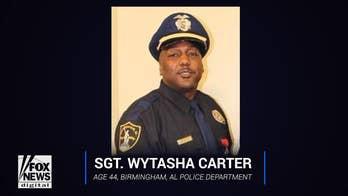 Blue Lives Lost: Remembering WyTasha Carter (1975 - 2019)