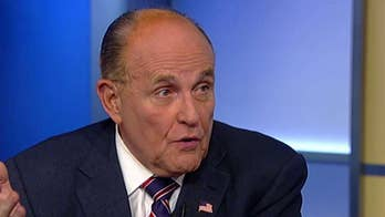 Giuliani calls Manhattan DA going after Trump's tax returns a 'political witch hunt'