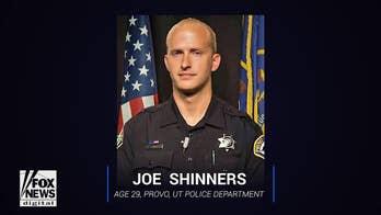 Blue Lives Lost: Remembering Joseph Shinners (1990 - 2019)