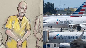 American Airlines mechanic accused of sabotaging plane being held without bail over alleged ties to ISIS