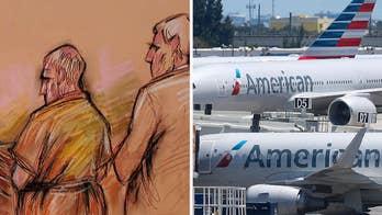 Plane mechanic accused of jetliner sabotage arraigned in Miami