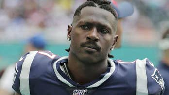 New England Patriots release wide receiver Antonio Brown