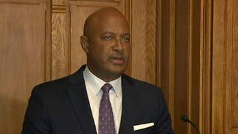 Indiana Attorney General Curtis Hill holds press conference regarding investigation into deceased abortion doctor