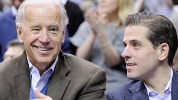 Joe Biden backs son amid Trump whistleblower report