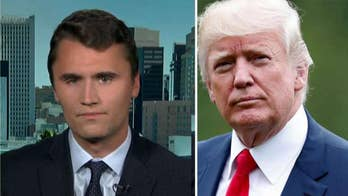 Charlie Kirk says President Trump deserves the benefit of the doubt on whistleblower controversy