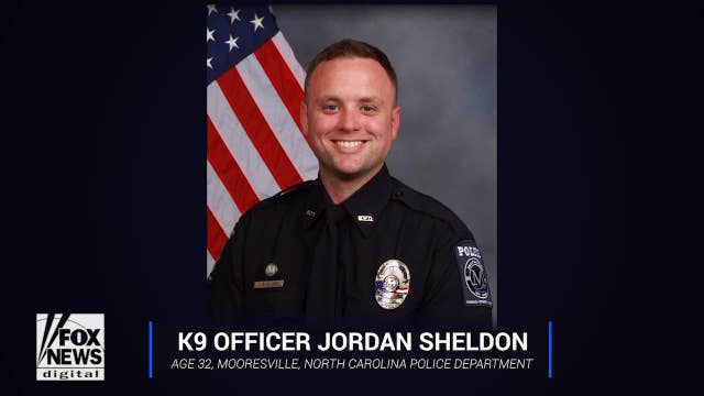 Blue Lives Lost: Remembering Jordan Sheldon (1987 - 2019)