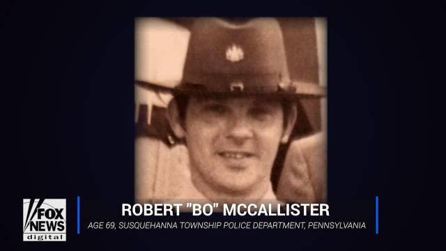 Blue Lives Lost: Remembering Robert 'Bo' McCallister (1950 - 2019)