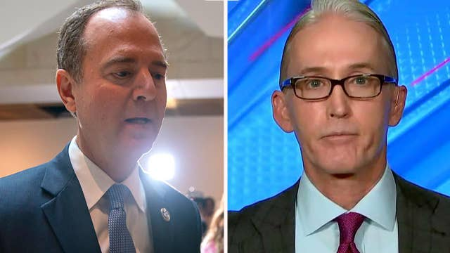 Trey Gowdy slams Rep. Adam Schiff for 'leaking like a sieve'