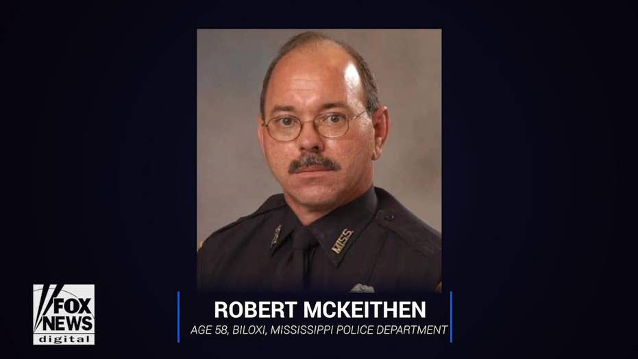 Blue Lives Lost: Remembering Robert McKeithen (1961 - 2019)