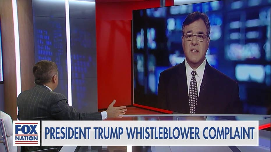 Torture program whistleblower warns reported complaint against Trump 'may be killed'