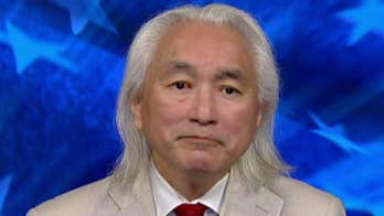 Michio Kaku says the burden of proof has shifted to the government to demonstrate UFOs don't exist