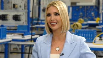 Ivanka Trump defends her role in father's administration, pushes jobs agenda