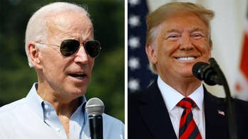 Joe Biden: Trump's doing this because he knows I'll beat him like a drum