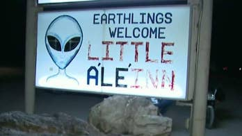 'Area 51 Raid' draws much smaller crowds than expected