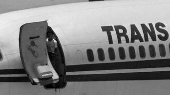 Suspect arrested in death of Navy diver during 1985 TWA Flight 847 hijacking