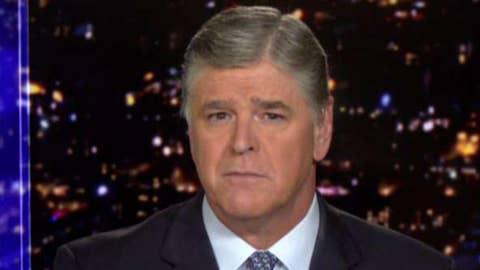 Hannity: Media in meltdown mode over whistleblower report