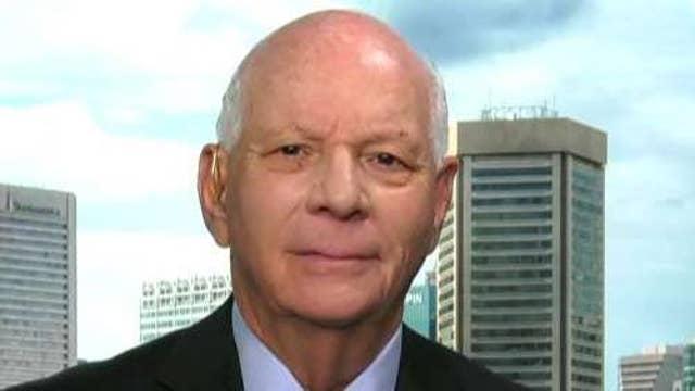 Sen. Ben Cardin on fallout from attacks on Saudi Arabia oil facilities
